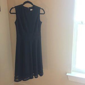 Calvin Klein Fit & Flare Dress